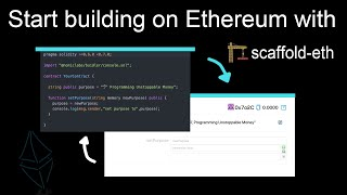 Start building on Ethereum today with