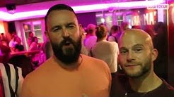 ZUERICH - (part 2) Gay bar-hopping tour!