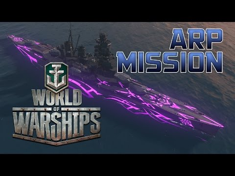 World Of Warships - ARP Mission