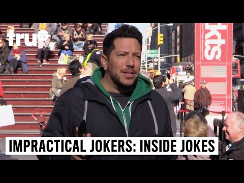 Impractical Jokers: Inside Jokes - Sal's Text Message Dilemma | truTV