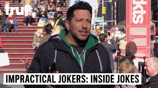 Impractical Jokers: Inside Jokes - Sal's Text Message Dilemma | truTV