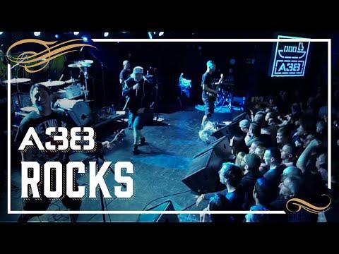 Dog Eat Dog - Think // Live 2017 // A38 Rocks