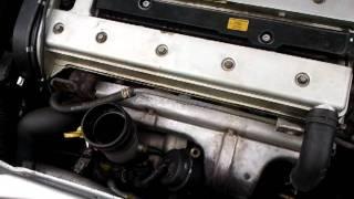 Opel Astra bertone Z20LET strange hoover sound