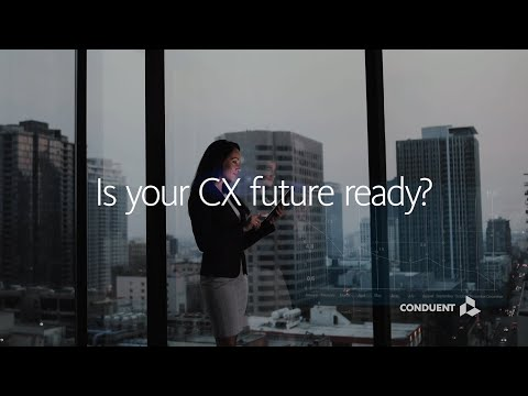 Customer Experience Management from Conduent