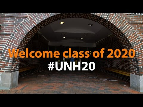UNH Move In 2016