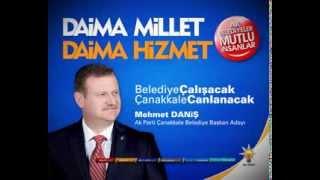 Gambar cover Belediye Çalışacak, Çanakkale Canlanacak, Proje-1