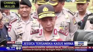 Berita 7 Februari 2016 Mengenakan Baju Tahanan, Jessica Komala Wongso Tiba di Lokasi Reka