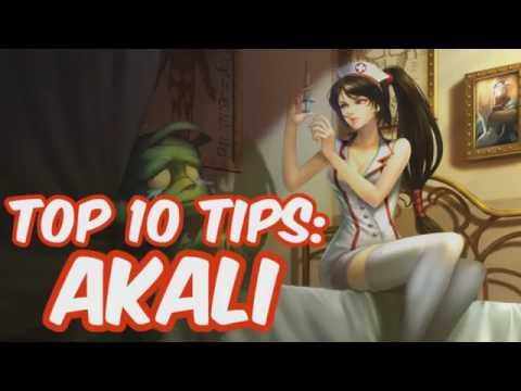 Akali Guide: Top 10 Akali Tips for Dummies!