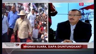Jokowi Kampanye di Banten, BPN Prabowo-Sandi Tak Khawatir Suara Migrasi - Special Report 25/03