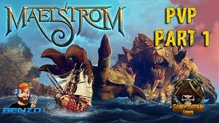 Maelstrom Gameplay - Part 1 - Early Access - PVP FUN!!