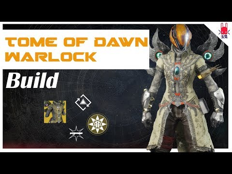 Tome of Dawn Warlock Build [01] | PvP - Destiny 2