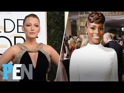 Blake Lively To Octavia Spencer! The Hottest Golden Globes Red Carpet Moments | PEN | People