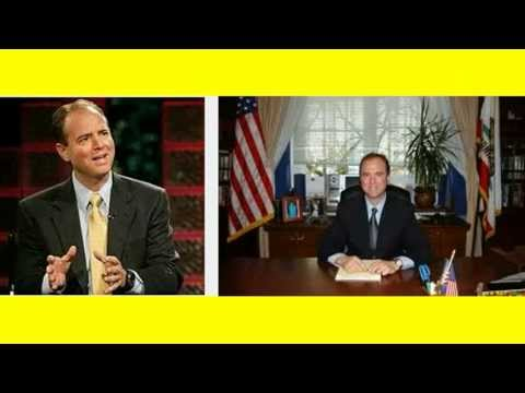 Rep. Adam Schiff CALLS REPEAL THE=AUMF=MILITARY FORCE LAW!