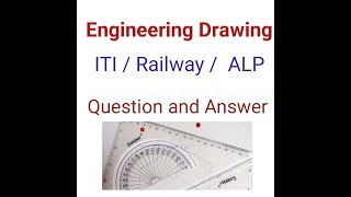 Iti Engineering Drawing Question Paper