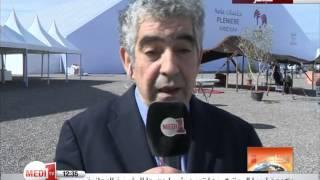 """تصريح ادريس اليزمي رئيس المجلس الوطني لحقوق الانسان لـ """"مدي1تيفي"""""""