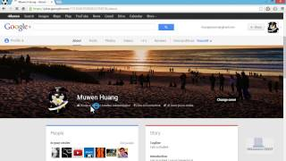 How to Change your Google Profile/Account name December 2013