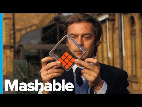 We Met the Mind Behind the Rubik's Cube — Mashable Originals
