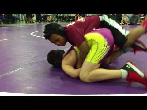 Kendall 2nd match