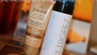 Corrigindo uma pele com vitiligo além da maquiagem convencional