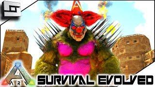 ARK: Survival Evolved - SUPER JOSH! E18 ( Modded Ark Primal Fear )