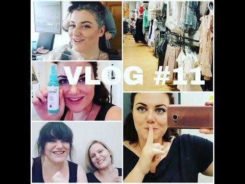 VLOG #11   Neues Handy 🤳  Live Shopping 👚  Neue Haare💇