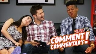 Sound Effects and Joe Fighting a Kangaroo,  It's COMMENT COMMENTARY 134!