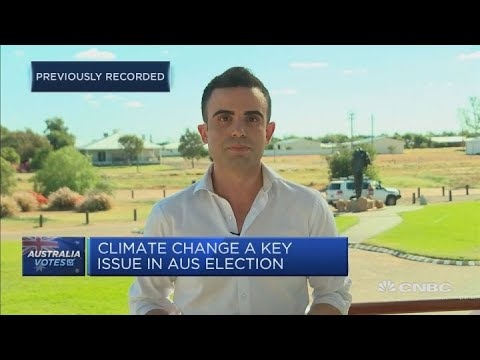 Climate Change Set To Be The Biggest Issue In Australian Election | Capital Connection