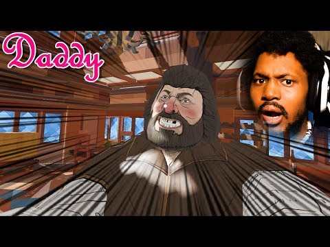 """THE WEIRDEST """"SCARY"""" GAME WE'VE EVER PLAYED   Daddy"""