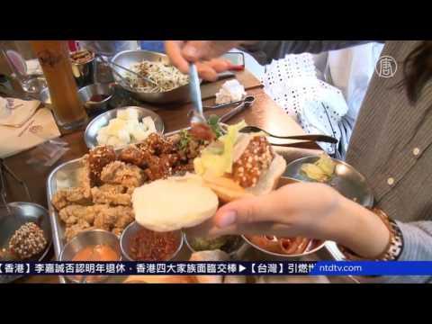 品尝特色炸鸡 感受韩国美食文化(饮食文化_老式炸鸡)
