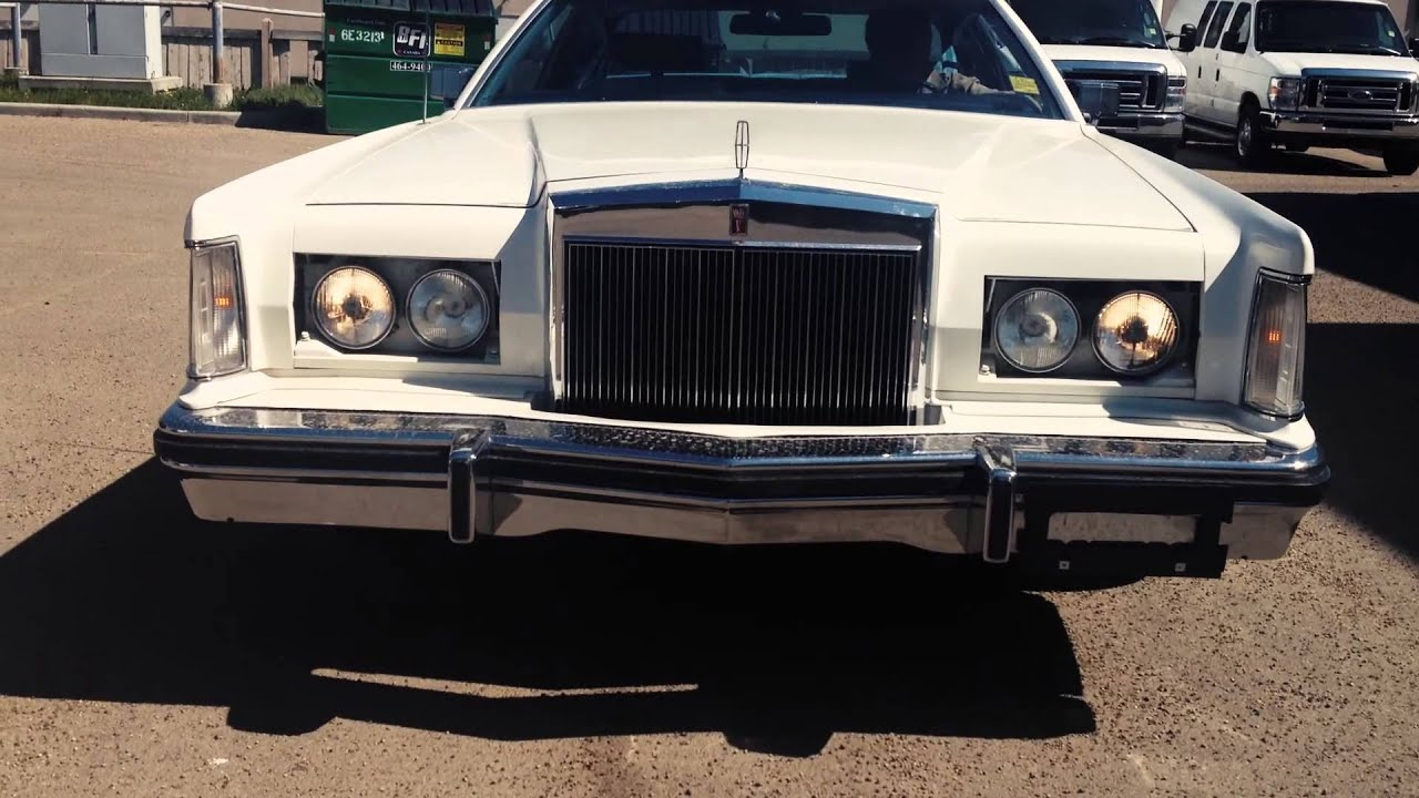 1978 Lincoln Continental Mark V For Sale In Edmonton AB, Canada ...