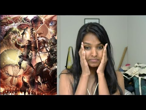 Attack On Titan - Season 3 Episode 16 & 17 (Part 2- Episode 4 & 5) REACTION