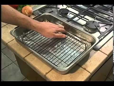 Camerons stovetop smoker demonstration youtube for Best fish to smoke