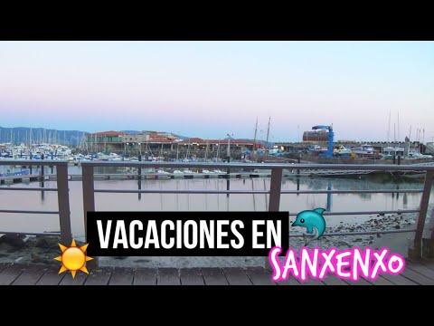 VACACIONES EN SANXENXO!