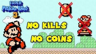 Super Mario Bros. 3 - Pacifist + No Coins Run