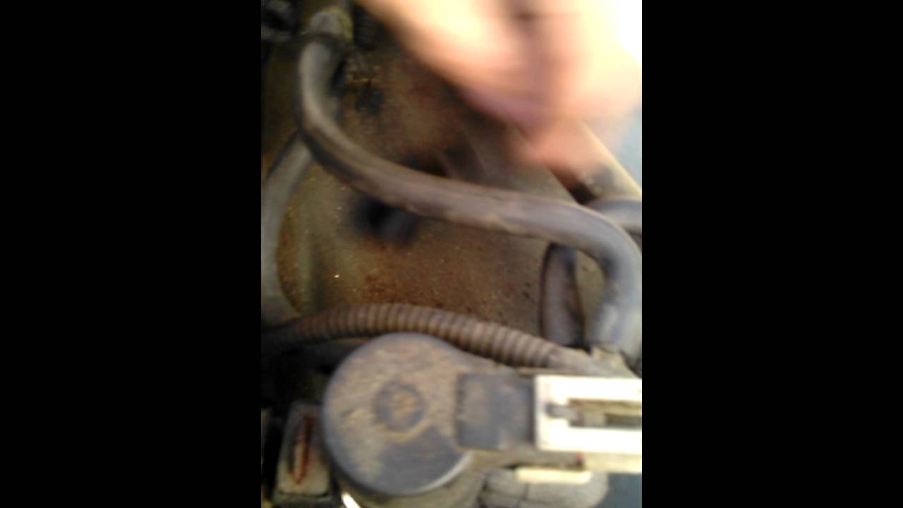 2001 Dodge Ram 2500 P0455 P0442 Evap Youtube 2003 1500 Pcv Valve Location