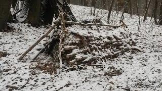 Der gedämmte Notunterschlupf - Überleben bei Frost [2016]