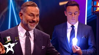 Magician Gets All Judges On Stage For AMAZING Magic Trick on BGT 2020! | Magician's Got Talent