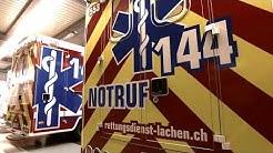 Rettungsdienst Spital Lachen AG Jahresfilm 2017