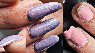 Таких ногтей я ещё не видела