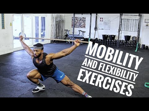 Essential Mobility and Stretching Exercises | Improve your lifts and Avoid Injury's