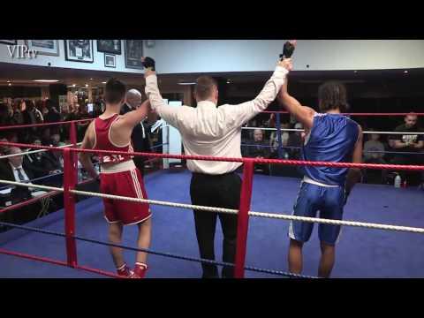 Ali Akber v Lerone Harrison 60kg NWR Junior Final 2017