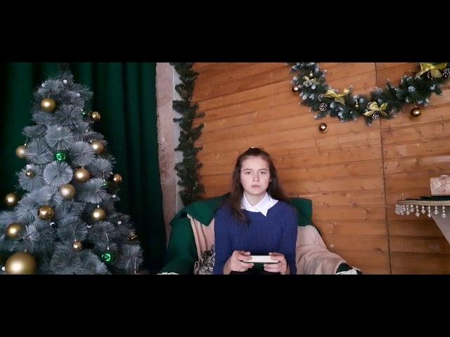 Изображение предпросмотра прочтения – ЕкатеринаКурочка читает произведение «Письмо матери» С.А.Есенина