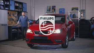 PHILIPS TUTO - Comment remplacer les ampoules de phares de votre Seat Ibiza V
