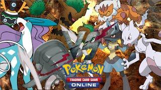 Pokemon TCGO (Live FaceCam) - Donphan/Trevenant VS. Landorus/Lucario/Mewtwo