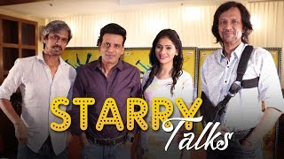 Manoj Bajpayee,Kay Kay,Vijay Raaz's Funny Interview With Pankhurie | Starry Talks | Saat Uchchakey