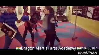 Power,stamina,speed and strength practice in Dragon Martial Arts Academy...Address- 3G/166 faridabad