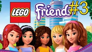LEGO Friends {3DS} часть 3 — Салон Красоты для Животных