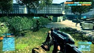 Battlefield 3 Beta (360) - Engineer gameplay