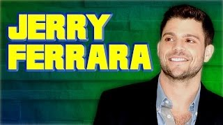 Entourage's Jerry Ferrara has Advice for Women About Men | TakePart Live
