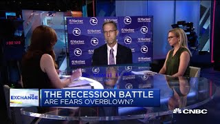 Expect to see moderation in growth, not a recession: Mariner Wealth strategist